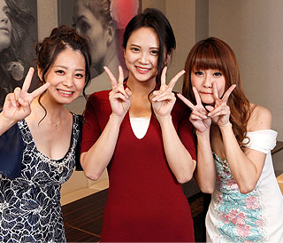 女性第1主義Happiness中洲で輝く女性へ