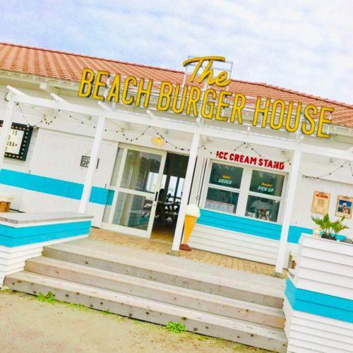 中洲派遣会社ハピネスERIKAによる「ザビーチバーガーハウス」のランチレポート
