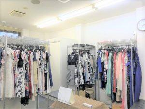 中洲の派遣会社ハピネスの無料貸し出し衣装