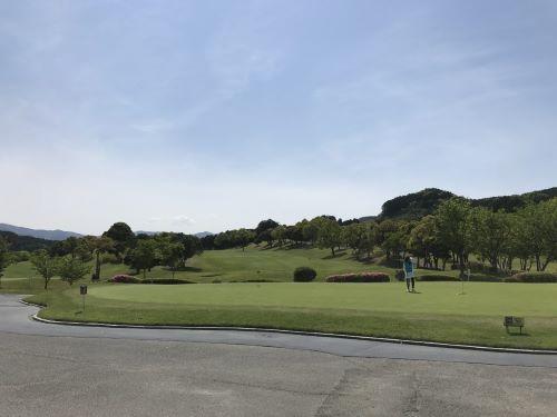 令和二回目のゴルフ1
