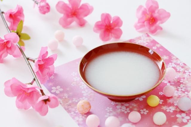 甘酒の健康・美容効果