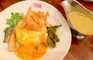 スリランカ料理専門店「Ceylon(セイロン)」のカレー