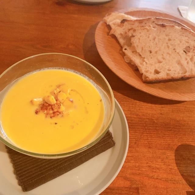 adansoniaトウモロコシのスープ